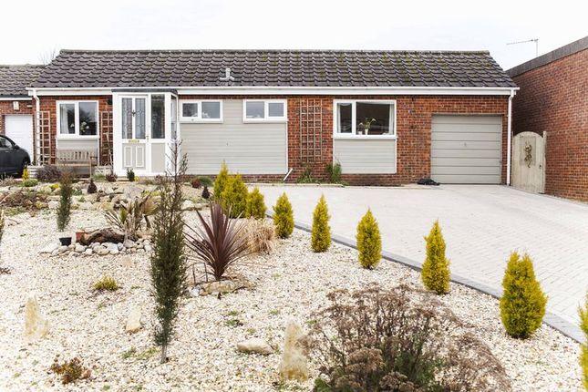 Thumbnail Detached bungalow for sale in Carbonel Close, Basingstoke