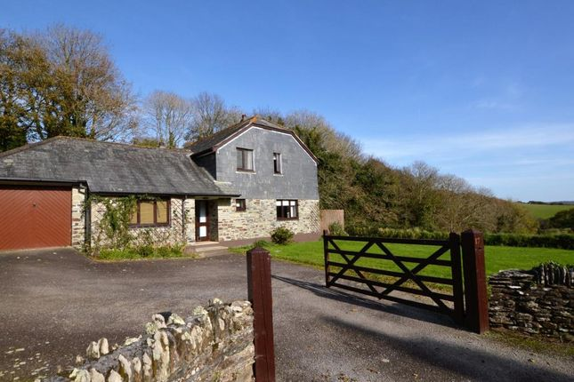 Thumbnail Detached house to rent in Quay Road, St. Germans, Saltash, Cornwall