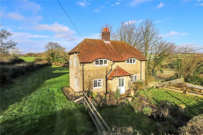 Thumbnail Cottage to rent in Acre Cottage, Upper Woodcott, Whitchurch, Hampshire