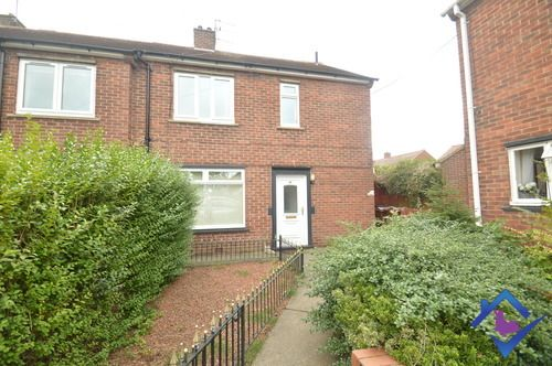 Thumbnail Flat to rent in Eshott Close, Newcastle Upon Tyne