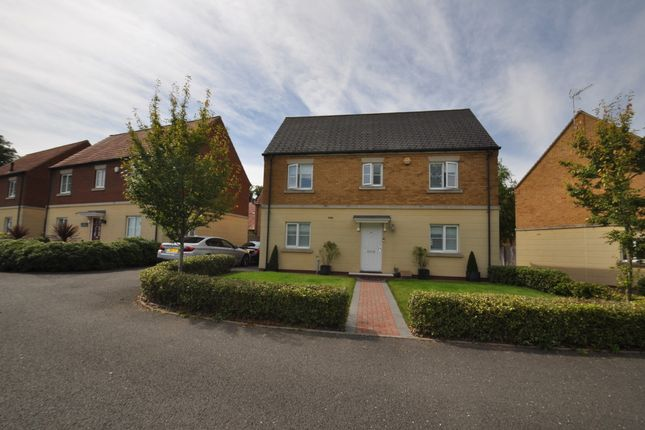 Thumbnail Detached house to rent in Brigadier Gardens, Ashford
