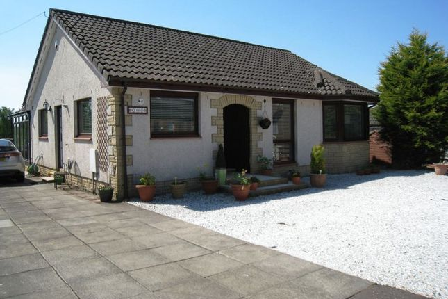 Thumbnail Bungalow for sale in Main Street, Glenboig, Coatbridge