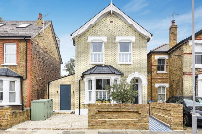 Thumbnail Detached house for sale in Gibbon Road, Kingston Upon Thames