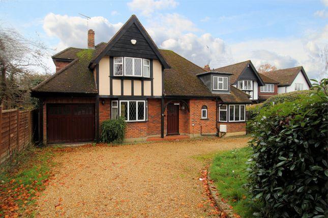 Thumbnail Detached house for sale in Turnoak Avenue, Hook Heath, Woking