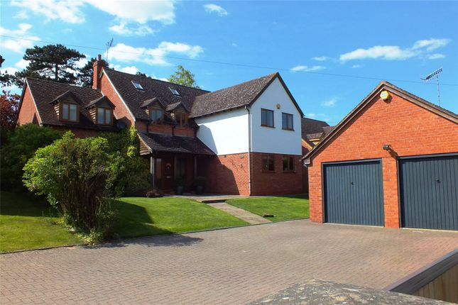 Thumbnail Detached house for sale in Dorsington Road, Pebworth, Stratford-Upon-Avon, Worcestershire