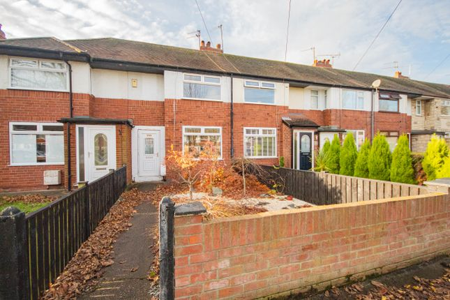 Thumbnail Terraced house to rent in Wold, Hull