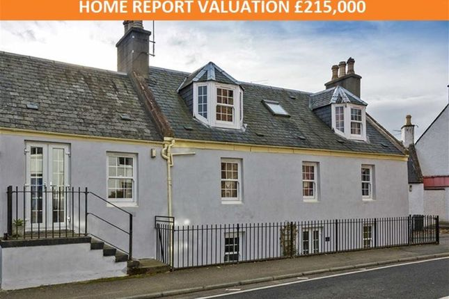Thumbnail Semi-detached house for sale in High Street, Avoch, Ross-Shire