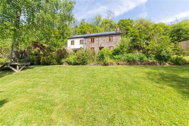 Thumbnail Detached house for sale in Underhill, Chepstow, Monmouthshire
