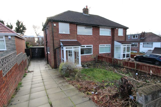 Thumbnail Semi-detached house to rent in Merrion Close, Woolton