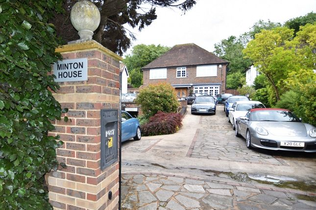 Thumbnail Detached house for sale in London Road North, Merstham, Redhill