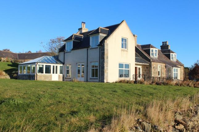 Thumbnail Detached house to rent in Easter Sluie, Banchory, Aberdeenshire
