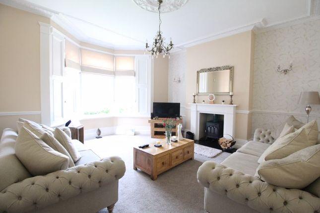 Thumbnail Terraced house for sale in Bede Burn Road, Jarrow
