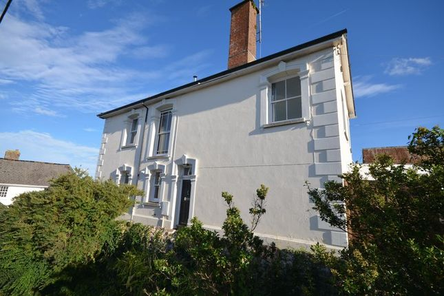 Thumbnail Semi-detached house for sale in Southcombe Street, Chagford, Newton Abbot