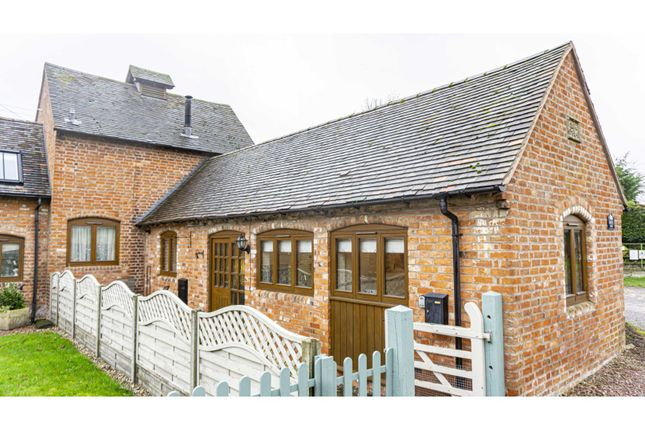 Thumbnail Barn conversion for sale in The Green, Evesham