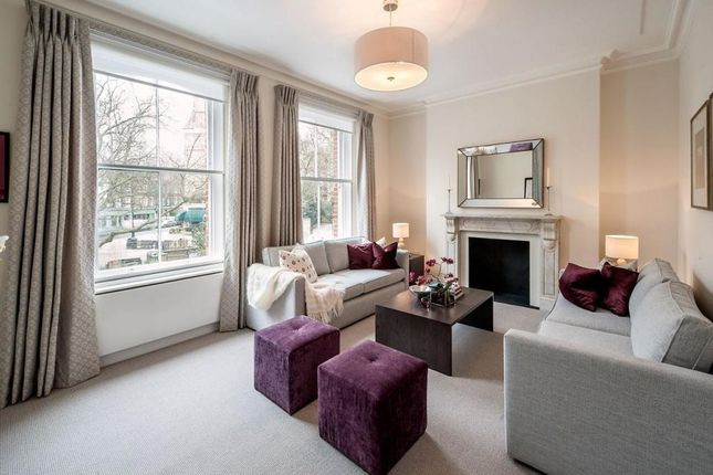 Maisonette to rent in Pimlico Road, Belgravia, London