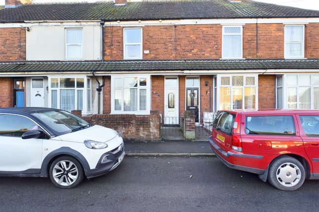 3 bed terraced house for sale in West Acridge, Barton-Upon-Humber, North Lincolnshire DN18