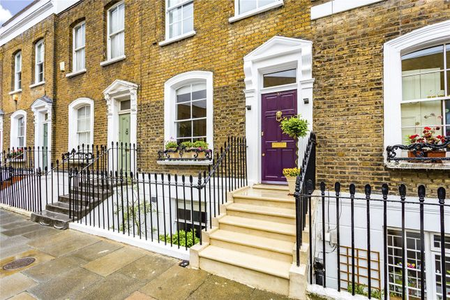 Thumbnail Terraced house for sale in Bevan Street, London