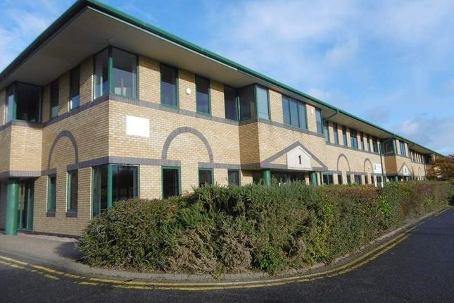 Thumbnail Office for sale in Pemberton House, Stafford Court, Telford