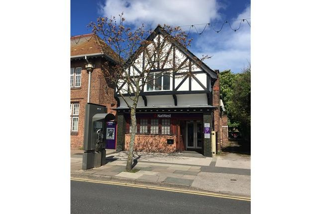 Thumbnail Retail premises for sale in National Westminster Bank Plc - Former, 25, Brows Lane, Formby, Liverpool, Merseyside