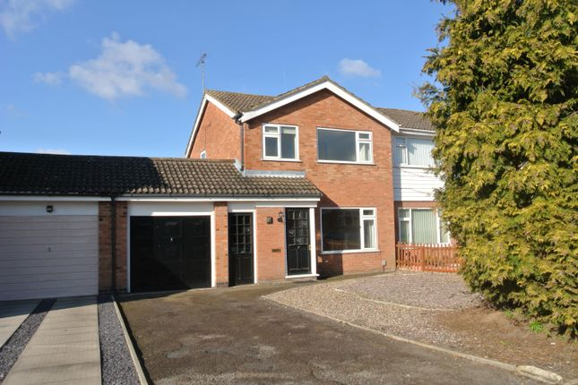 Thumbnail Semi-detached house to rent in Elmore Close, Binley, Coventry