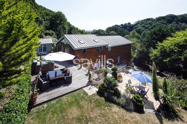 Thumbnail Detached house for sale in La Rue Des Pres Sorsoleil, St. Lawrence, Jersey