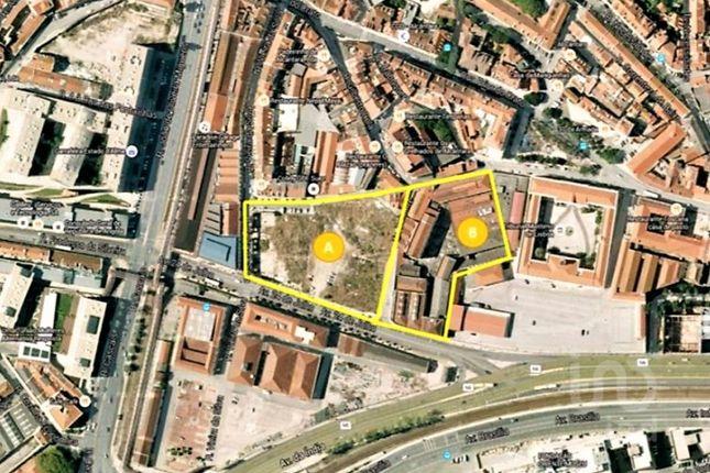 Thumbnail Land for sale in Alcântara, Alcântara, Lisboa