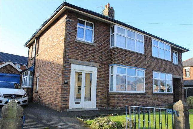 3 bed semi-detached house for sale in Inglewhite Road, Longridge, Preston