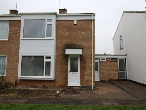 Thumbnail Terraced house to rent in 10 Newgale Walk, Sydenham, Leamington Spa
