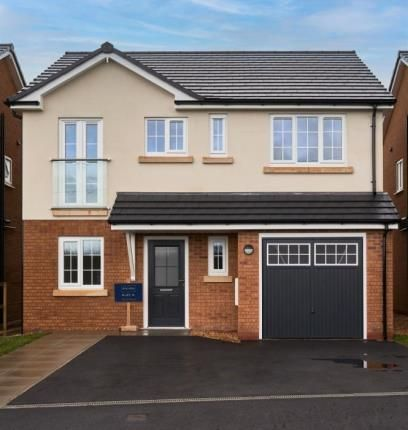 4 bed detached house for sale in The Pembroke, Summerhill Farm, Drovers Lane, Caerwys CH7