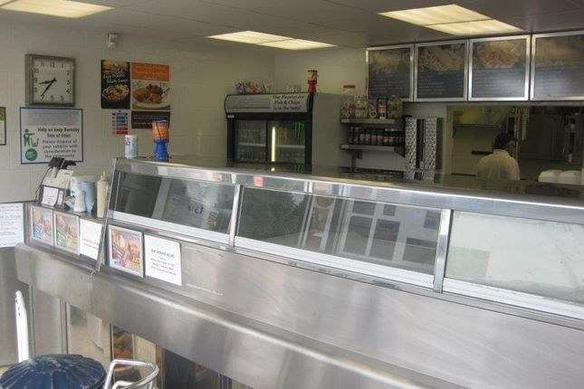 Thumbnail Restaurant/cafe for sale in Fish & Chips S71, Monk Bretton, South Yorkshire