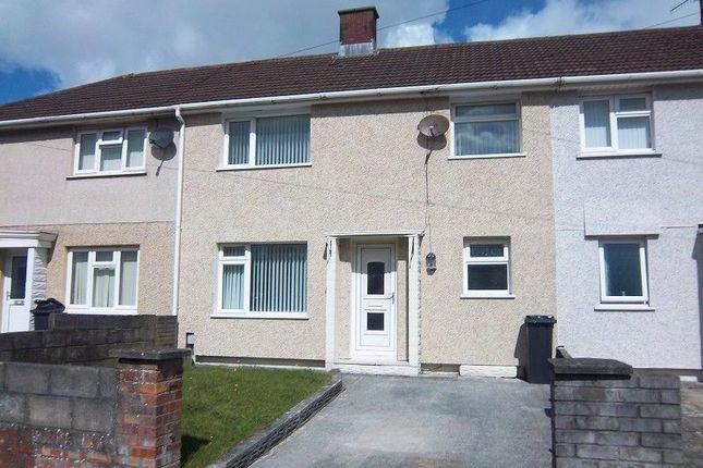 Thumbnail Semi-detached house to rent in Gordon Road, Port Talbot, Neath Port Talbot.