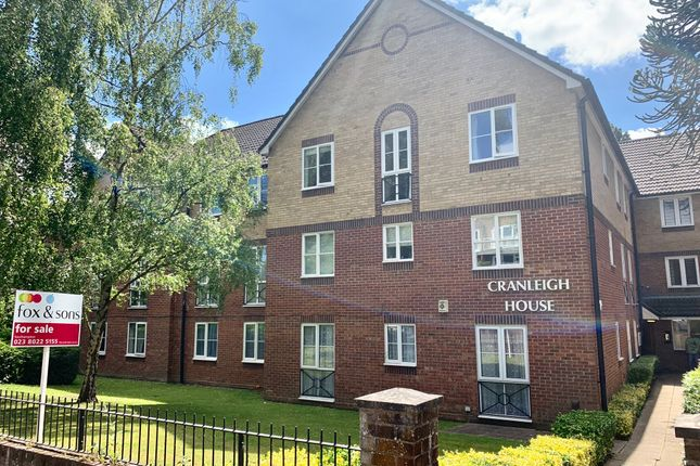 Thumbnail Flat for sale in Westwood Road, Highfield, Southampton