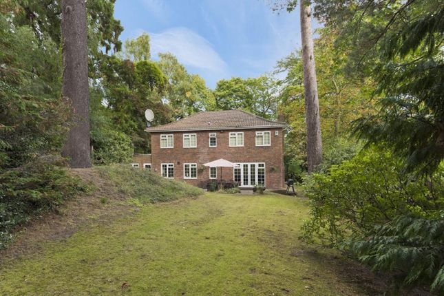 Thumbnail Detached house to rent in Julian Hill, Brooklands Road