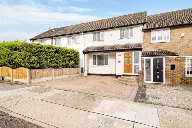 Thumbnail Terraced house for sale in Waycross Road, Cranham, Upminster
