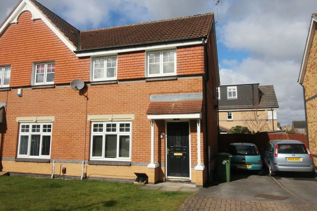 3 bed semi-detached house for sale in Linshiels Grove, Ingleby Barwick, Stockton-On-Tees