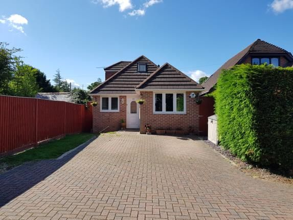 Thumbnail Bungalow for sale in Pooks Green, Southampton, Hampshire