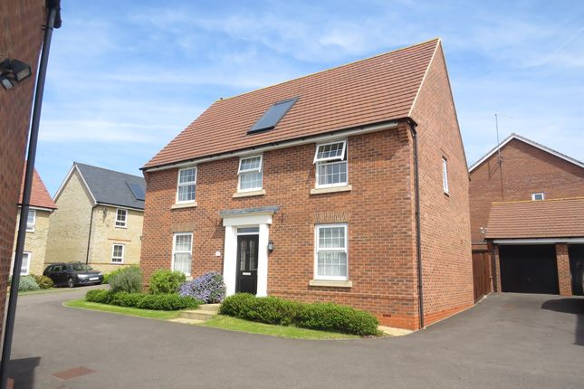 Thumbnail Detached house for sale in Goodwood Close, Burton Latimer, Kettering