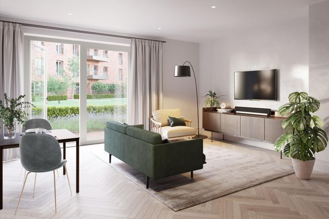 1 bed flat for sale in Plaza Collection, Millbrook Park, Bittacy Hill, London NW7