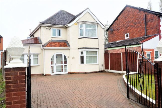 Thumbnail Detached house for sale in Shirley Road, Birmingham