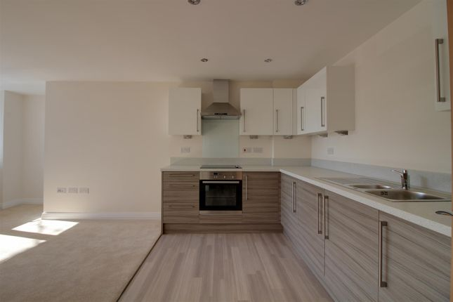 Thumbnail Flat to rent in Swingate, Stevenage, Hertfordshire