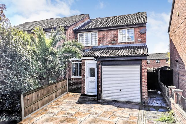 Thumbnail Terraced house for sale in Falcon Avenue, Grays, Essex