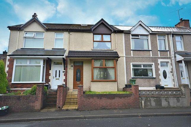 3 bed terraced house for sale in Pentwyn Road, Pentwyn, Abersychan, Pontypool