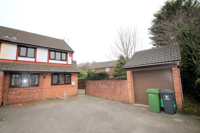 Thumbnail Semi-detached house to rent in Heritage Park Room 1 (House Share), St Mellons, Cardiff