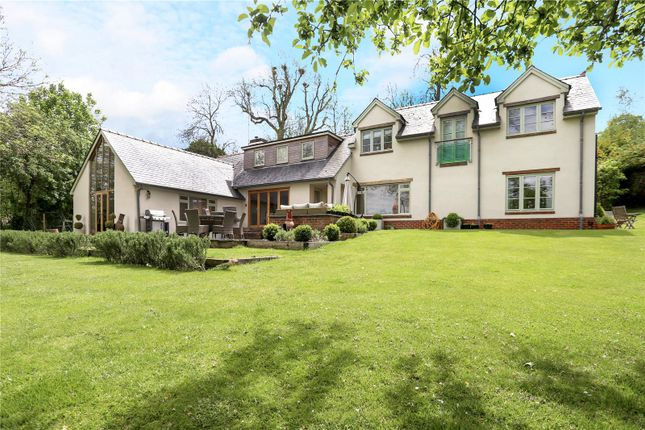 Thumbnail Detached house for sale in Marlborough Road, Aldbourne, Marlborough, Wiltshire