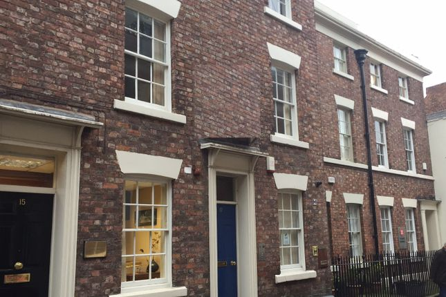 Thumbnail Office to let in 17 White Friars, Chester