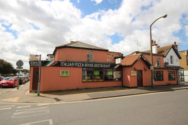 Restaurant/cafe for sale in Romolos Restaurant, - Rosemary Road, Clacton-On-Sea