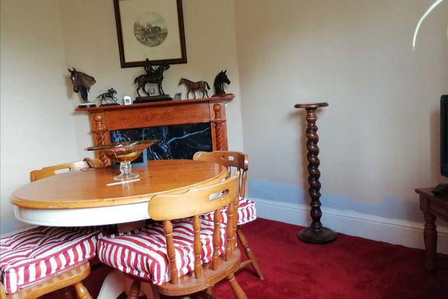 Dining Room of Gwenllian Terrace, Treforest, Pontypridd CF37