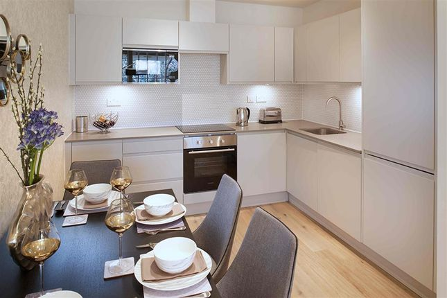 Thumbnail Flat for sale in Mill Bay Lane, Horsham, West Sussex