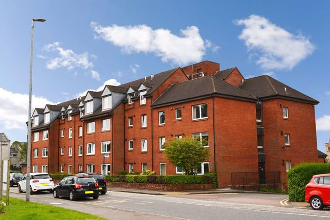Thumbnail Flat for sale in Homebrae House, Glasgow
