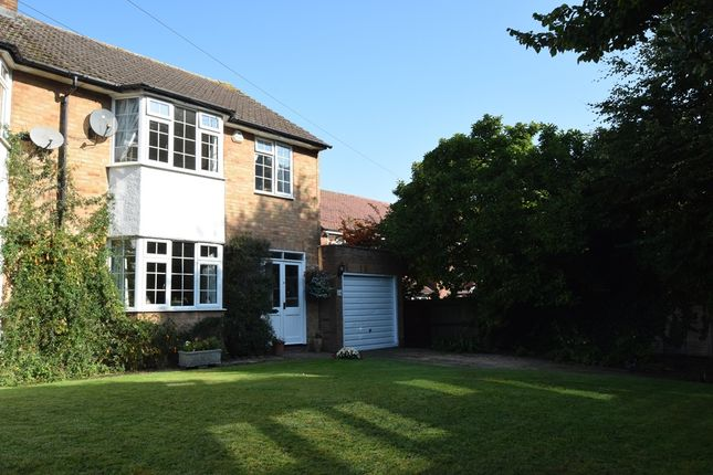 3 bed semi-detached house for sale in Turnpike Lane, Ickleford, Hitchin, Hertfordshire